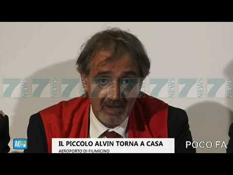 ALVIN BERISHA KTHEHET PRANE FAMILJES NE ROME - News, Lajme - Kanali 7