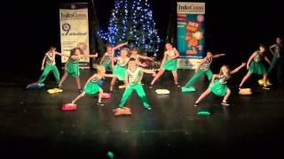 Shiny Dance - Pernele moi - coregraf Madalina Miu