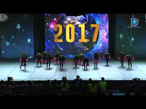 Chengdu Sport Institute (China) [2017 Open Coed Pom Finals]