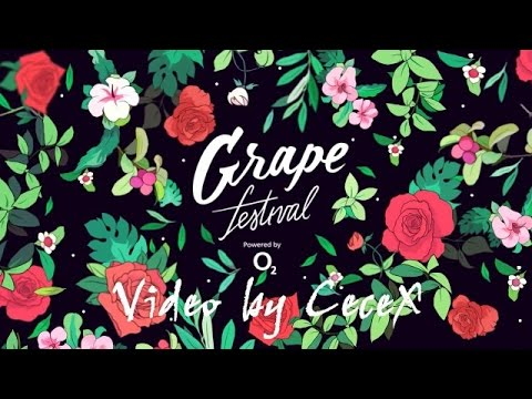 Grape Festival 2014 | Friday Aftermovie by CeceX HD
