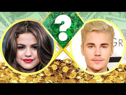 WHO'S RICHER? - Selena Gomez or Justin Bieber? - Net Worth Revealed! (2017). http://bit.ly/2Z6ay3A
