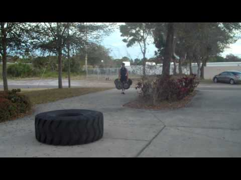 2 Strongman Workouts For Football