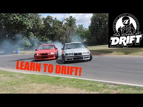 ARE BMW'S GOOD FOR DRIFTING? (DRIFT SCHOOL)