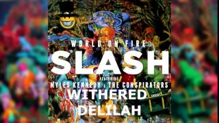Slash Feat. Myles Kennedy & The Conspirators - World On Fire FULL CD
