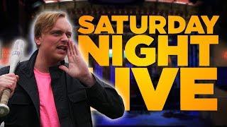 Did SNL Steal My Idea?