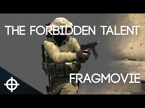 The Forbidden Talent - CS GO fragmovie iBUYPOWER (azk, steel, swag, dazed)