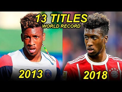 Download Kingsley Coman Evolution From 17 To 22 Years Old