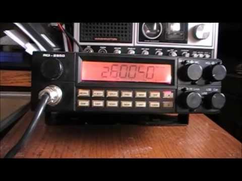 Rci 2950 Youtube. Wiring. Rci 2950 Cb Radios Mic Wiring At Scoala.co
