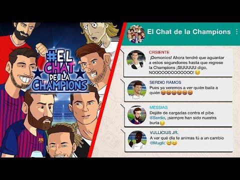 CR7 Va A Los Tacos - El Chat De La Champions