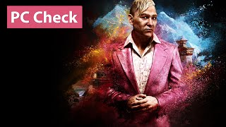 Far Cry 4 – PC Graphics Settings Compared - PC Check [FullHD]