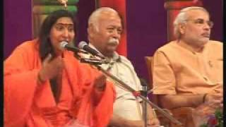 Speech of Sadhvi Ritimbhara at Jyotipunj 2/2