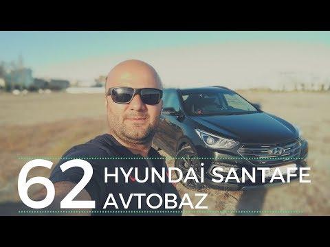 Hyundai SantaFe (2017) I 20 000 km-dən sonra I AvtoBaz #62