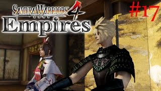 Samurai Warriors 4: Empires | Cloud Strife PS4 Walkthrough Part 17: Cloud Strife Marriage {English}