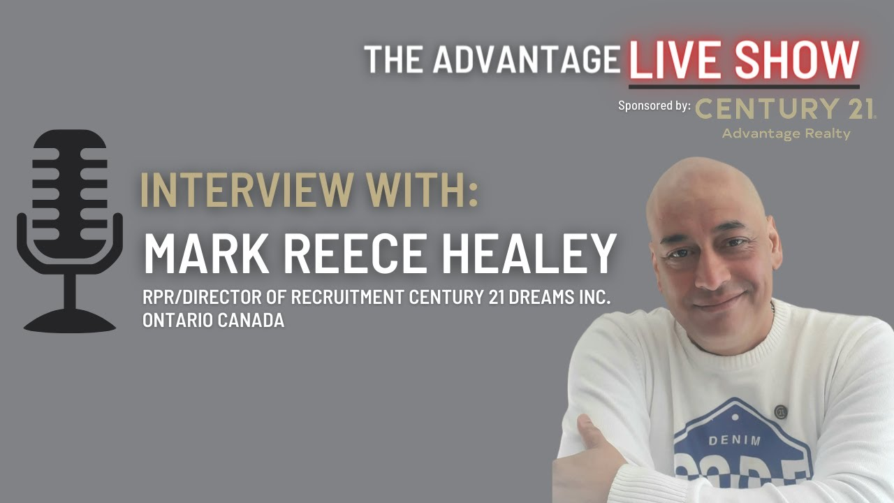 Interview with Mark Healey Recruitment Director at CENTURY 21 Dreams Inc. Ontario Canada