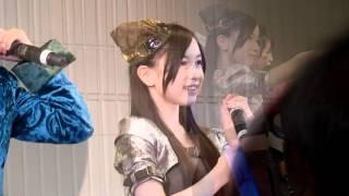 あべのキューズモール AKB48 チーム8 2015.10.04 永野 芹佳(大阪)、太...