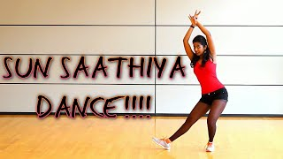 Sun Saathiya  || Original Dance Routine || Disney