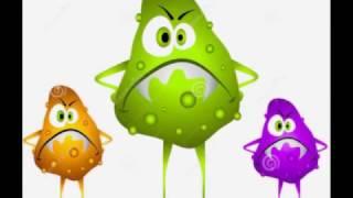 la vida y el mundo secreto de los germenes, microbios, bacterias 1