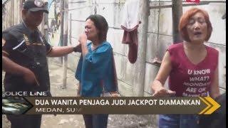 Download Video Tim Pegasus Gerebek Kampung Narkoba, Dua Wanita Penjaga Mesin Jackpot Diamankan - Police Line 28/02 MP3 3GP MP4