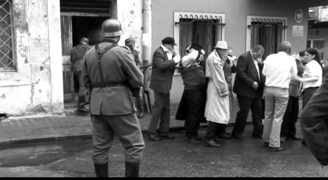 Inscenizacja Ostatnie Dni Getta Będzin 1943 Youtube