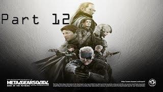 Metal Gear Solid 4 Guns of the Patriots Часть 12 Внешнее Убежище