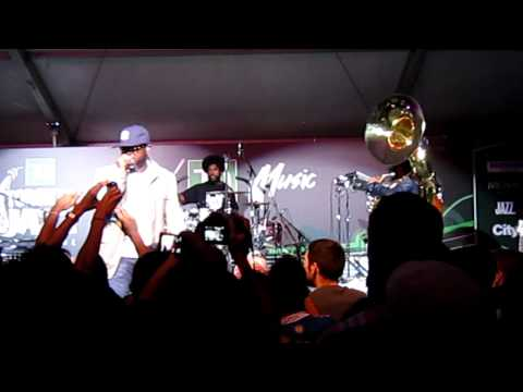 The Roots - Web (live at Toronto Jazz Festival 2010)
