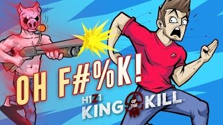 OHH F#%K! (H1Z1 Funny Moments)