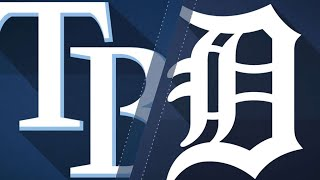 Tigers walk off on Hicks' bunt in the 12th: 5/2/18