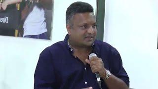 Director Sanjay Gupta At ITA School Master Class