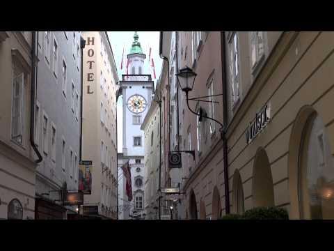 Зальцбург - город Моцарта