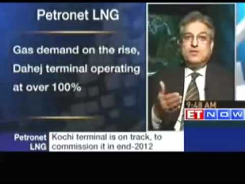 Petronet LNG: Prices eased in spot market for short term