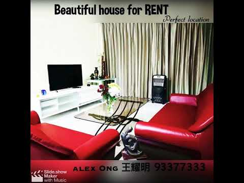 Beautiful 4rm 419 Serangoon Central for RENT!