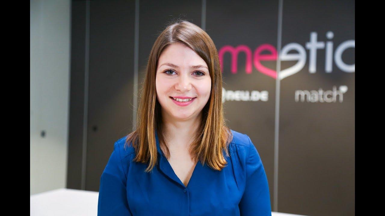 Découvrez Meetic avec Stéphanie, Front end Developer