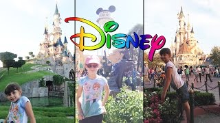 [VLOG] 8 ans de Kalys à Disneyland Paris (partie 1) - Studio Bubble Tea birthday