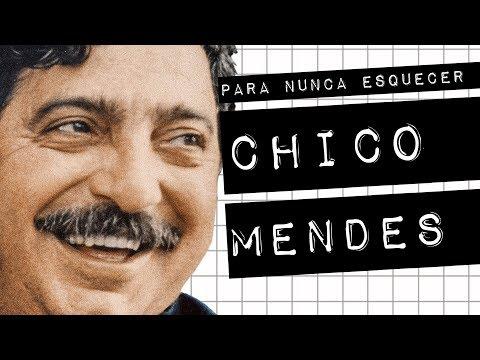 CHICO MENDES: PARA NUNCA ESQUECER #meteoro.doc