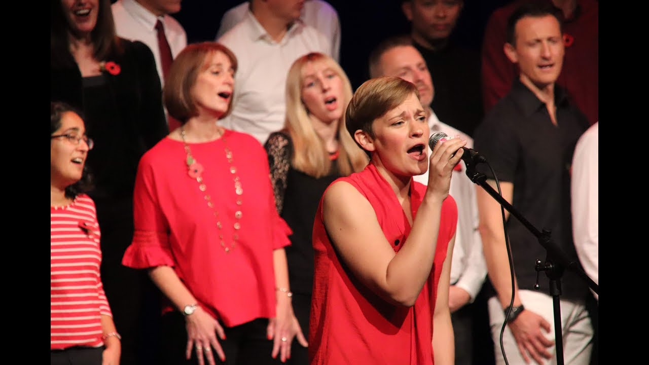 Pack Up (Eliza Doolittle) - North Kingston Choir