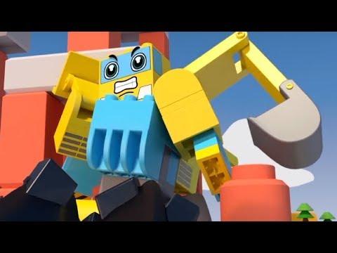 Мультфильм про машинки - Чичиленд 🚕 - Самые таинственные серии - конструктор