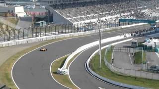 2010年11月7日 鈴鹿サーキット フォーミュラニッポン最終戦での...