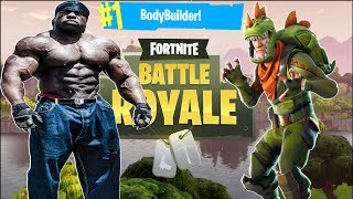 Top BodyBuilder Fortnite Player // Kali Muscle // Fortnite Battle Royale Livestream | Kali Muscle