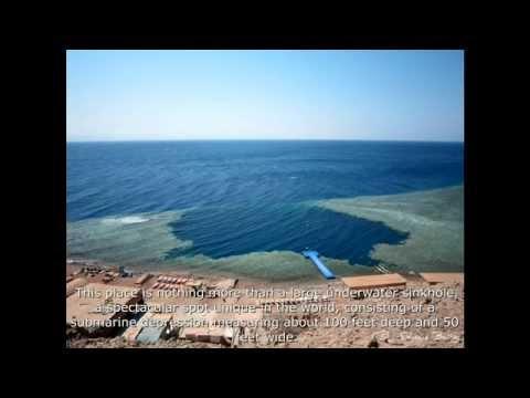 Death Barbara Dillinger in Dahab, 110 m Blue Hole. Advanced Trimix TDI