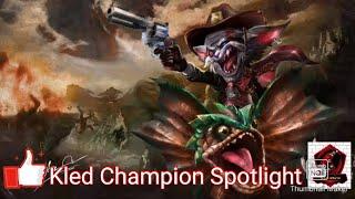 League Of Legends Wildrift Alpha Test Kled Champion Spotlight