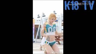 Những pha lộ hàng của các nhóm nhạc nữ kpop p8