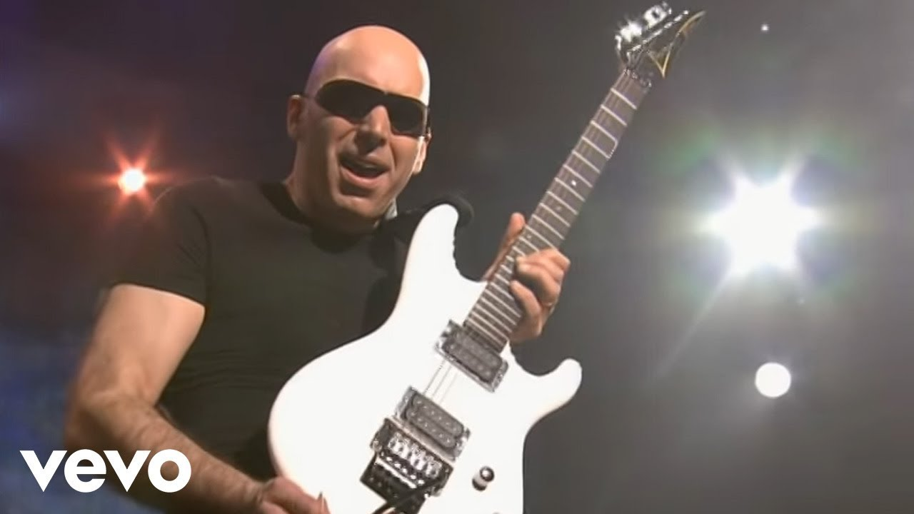 Joe Satriani Surfing With The Alien From Satriani Live