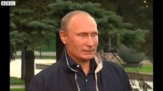 Russias Vladimir Putin Challenges US On Syria Claims