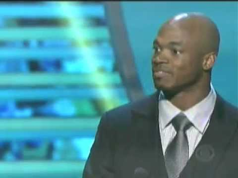 NFL Honors Awards 2013: Adrian Peterson Wins Most Valuable Player Of The Year MVP 2012