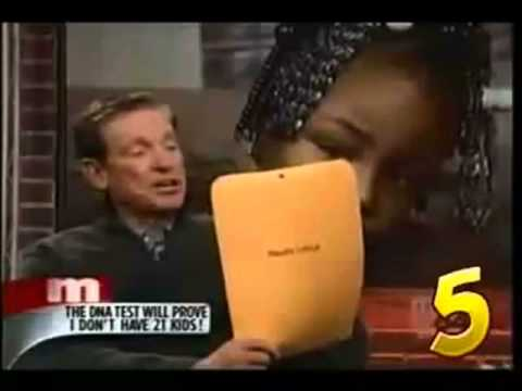 Top 10 Maury Povich Paternity Reaction Clips - Must see reactions