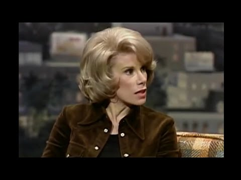 Joan Rivers Carson Tonight Show (20-05-1975)