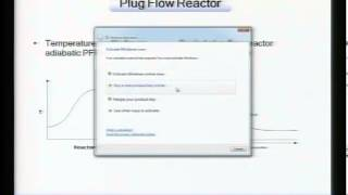Mod-01 Lec-19 Control of reactors