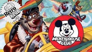 Disney Club mit Ducktales, Chip & Chap und mehr | Retro Klub