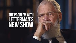 Editing an Interview - David Letterman's