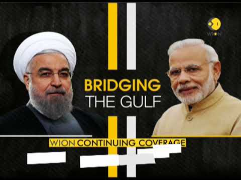 Breaking News: Iran President and PM Modi exchange agreements
